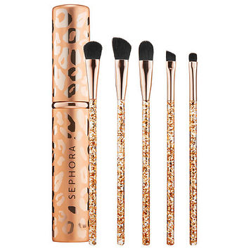 SEPHORA COLLECTION Glimmer In Her Eye - Eye Brush Set