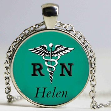 Personalized RN Nurse Appreciation Gift