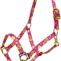 Saddles Tack Horse Supplies - ChickSaddlery.com Ronmar Hot Color Premium Halters