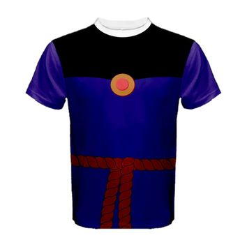 Men's Evil Queen Snow White and the Seven Dwarfs Inspired ATHLETIC Shirt