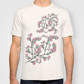 Cherry Blossoms T-shirt by Famenxt
