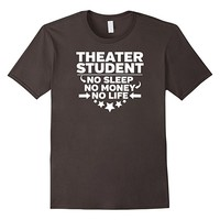 Theater Major Acting College Student T-shirt