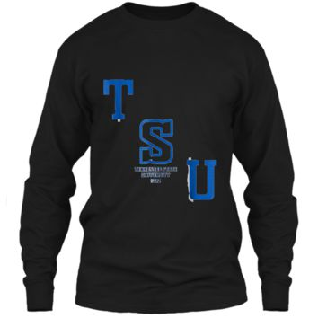 Tennessee HBCU State University LS Ultra Cotton Tshirt