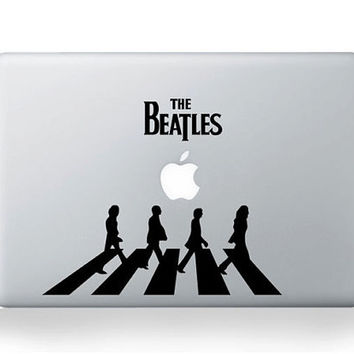 The Beatles -- Macbook Decals Macbook Stickers Mac Cover Skins Vinyl Decal for Apple Laptop Macbook Pro/Macbook Air/iPad