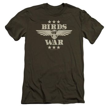 Its Always Sunny In Philadelphia - Birds Of War Premuim Canvas Adult Slim Fit 30/1