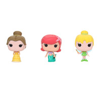 Funko Disney Pocket Pop! Belle Tinker Bell & Ariel Set