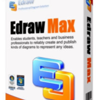 Edraw Max 8.2 Crack Full Download - Raza PC