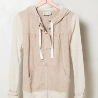 Backshore Linen Hoodie - Anthropologie.com