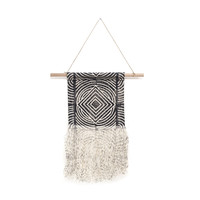 Sol Block Print Wall Hanging