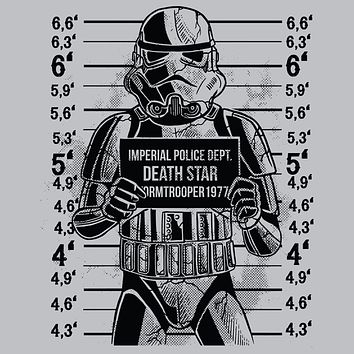 Trooper Mugshot