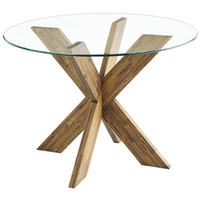 Simon X Dining Table Base - Java