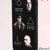 Harry Potter Character 2 iPhone 5 Case