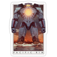 Pacific Rim by AReliableSource