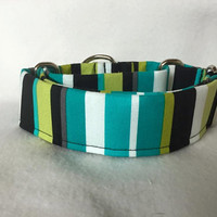 "Straighten Out Lagoon Martingale or Quick Release 5/8"" Quick Release 3/4"" 1"" Martingale 1.5"" Martingale 2"""
