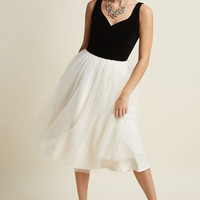 Collectif Retro Fete Midi Dress