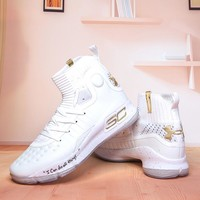 Under Armour Curry 4  Fashion Casual Sneakers Sport Shoes