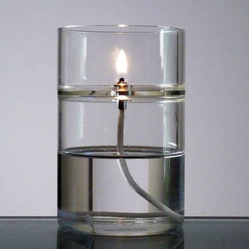 Our Firefly ZEN Refillable Aromatherapy Oil Lamp burns 48+ hours. Use the Oil Lamp with a Home Fragrance, Essential Oil or Unscented. We Suggest Burning Odorless, Smokeless Firefly Paraffin Lamp Oil.