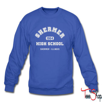 Shermer High school 1984 sweatshirt