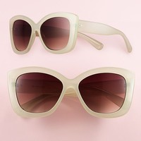 LC Lauren Conrad Runway Collection La Taqueria Cat's-Eye Women's Sunglasses