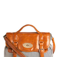 Reach New Levels Satchel | Mod Retro Vintage Bags | ModCloth.com