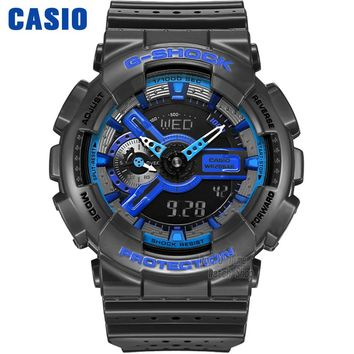 Casio watch G-SHOCK Large dial double display sports men watch GA-110LPA-1A GA-110LPA-4A GA-110LP-1A