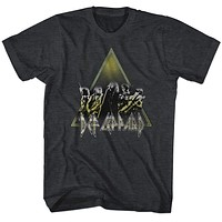 Def Leppard Performing T-shirt