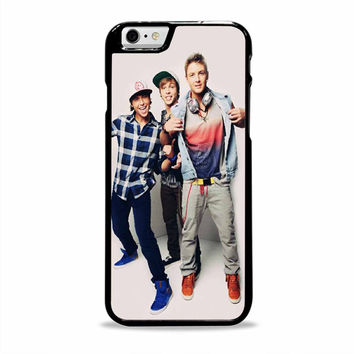 Emblem3  cover band Iphone 6 plus Cases