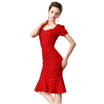 3XL Plus Size Women Dress Ropa Mujer Office Vintage Bandage Vestidos De Festa Elegant Evening Party Summer Style Dress Clothing