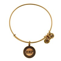 Alex and Ani Kappa Kappa Gamma Charm Bangle - Russian Gold