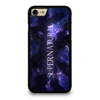 SUPERNATURAL  ICON iPhone 4/4S 5/5S/SE 5C 6/6S 7 8 Plus X Case