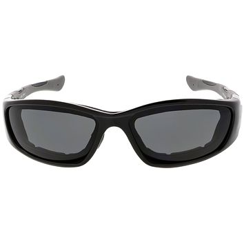 Men's Active Sports TR-90 Padded Goggle Sunglasses C534