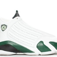DCC3W AIR JORDAN RETRO 14 - FOREST GREEN