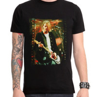 Nirvana Kurt Film Strip T-Shirt