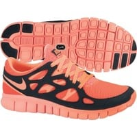 Nike Women's Free Run 2 Running Shoe CrimsonBlack DICK'S Sporting Goods