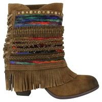 Poncho Boot