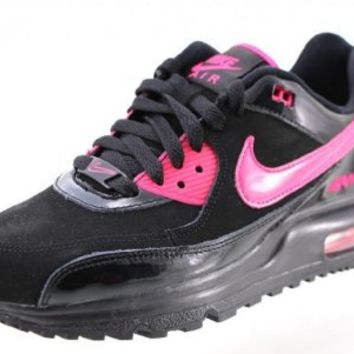 Nike Air Max Wright Black/Cherry Pink LTD Running/Gym Womens Shoes 378178 060