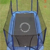 9x16 Rectangle Trampoline with Enclosure:Amazon:Sports & Outdoors