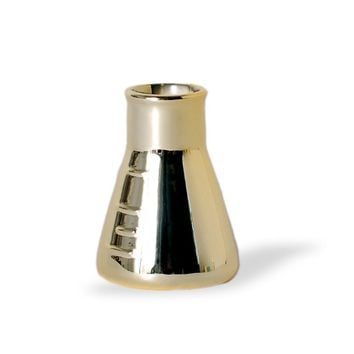 The Gold Lab Erlenmeyer Flask Shot Glass