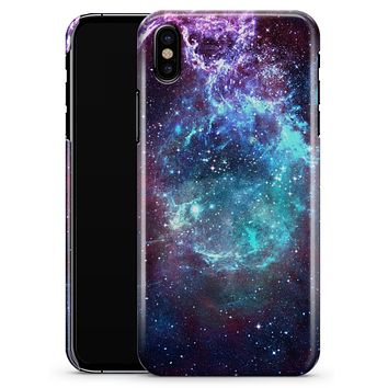 Trippy Space - iPhone X Clipit Case