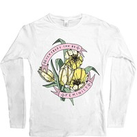 Everybody Can Be Feminist -- Women's Long-Sleeve