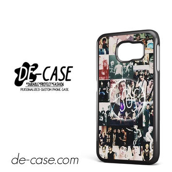 5 Seconds Of Summer 5SOS 5 SOS Photo Collage For Samsung Galaxy S6 Samsung Galaxy S6 Edge Samsung Galaxy S6 Edge Plus Case Phone Case Gift Present YO