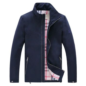 Burberry Cardigan Jacket Coat-15