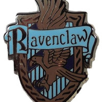 Harry Potter Series House Ravenclaw Crest Pin