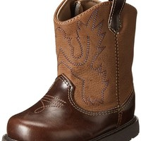 Baby Deer Western Western Boot (Infant/Toddler)