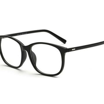Fashion Clear Glass Optical Spectacle