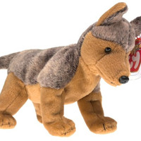 TY Beanie Baby - SARGE the German Shephard Dog