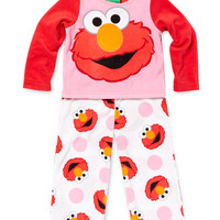 Elmo Pajama Set
