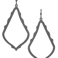 Sophee Drop Earrings in Gunmetal - Kendra Scott Jewelry