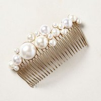 Ebb Tide Comb by Lelet NY Gold One Size Hair