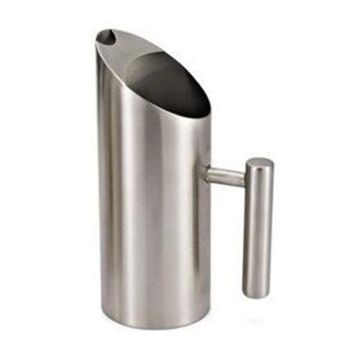 Stainless Steel Cold Water Bottle Kettle Bottle Juice Jug 1L  Coffe